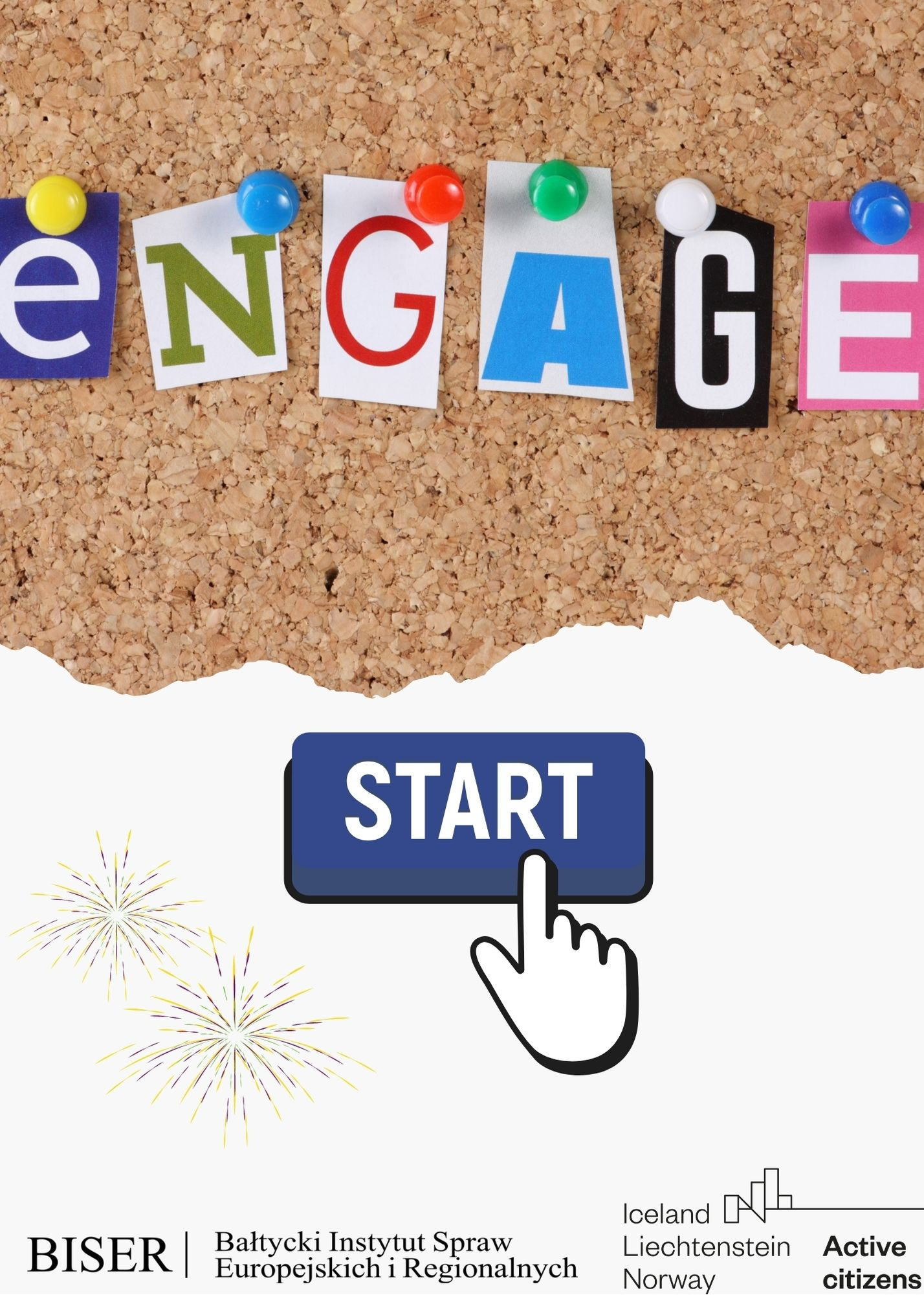 ENGAGE! capacity-building project funded by EEA Grants starts today!